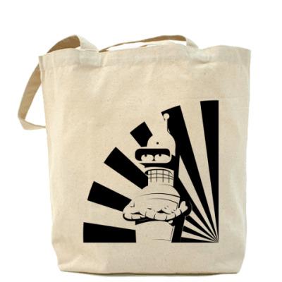 Сумка Холщовая сумка «BEnder»