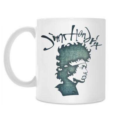Кружка Jimi Hendrix