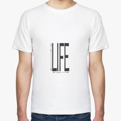 Футболка Пропорции жизни