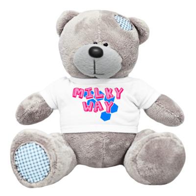 Плюшевый мишка Тедди Milky Way