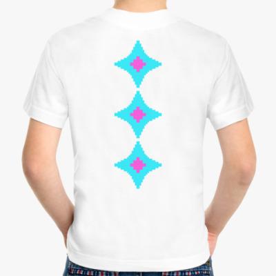 Детская футболка Гипно-звёзды