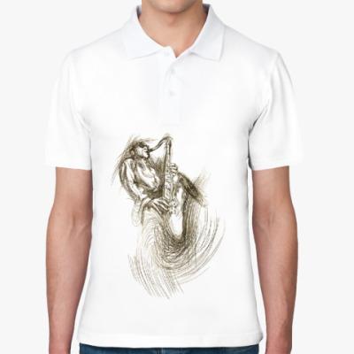 Рубашка поло Джазмен