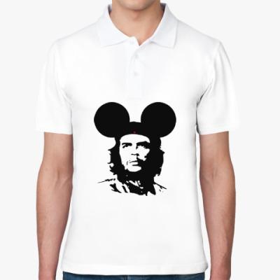 Рубашка поло  Mickey Mouse Che Guevara