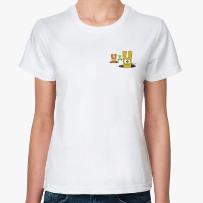 Классическая футболка 40441