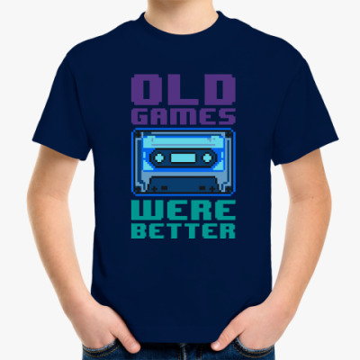 Oldschool games were better