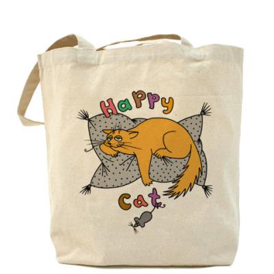 Сумка Happy cat