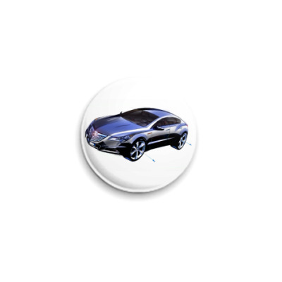 Значок 25мм Opel Insignia