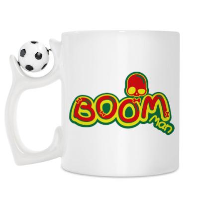 Кружка Boom Man