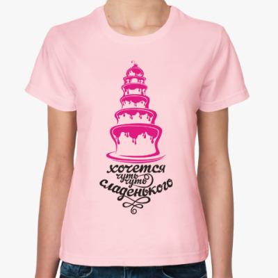 Женская футболка Scrapbooking. Скрапбукинг.