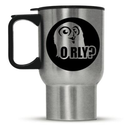 Кружка-термос orly