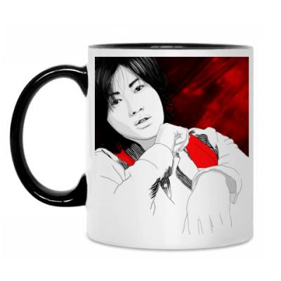 Кружка Akanishi Jin