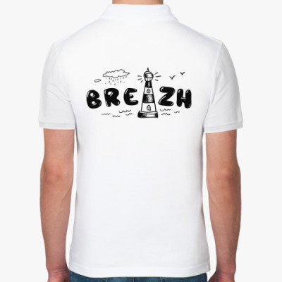 Рубашка поло Бретань