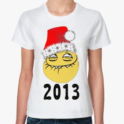 Классическая футболка Пека-фейс