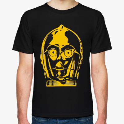 Футболка C-3PO