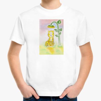 Детская футболка 'Тигрёнок'