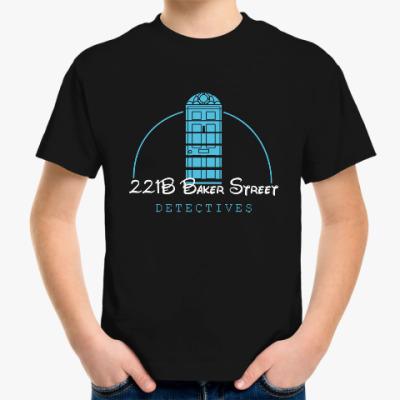 Детская футболка 221 Baker Street