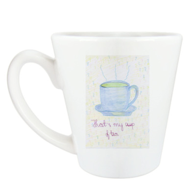 Чашка Латте 'My Cup'