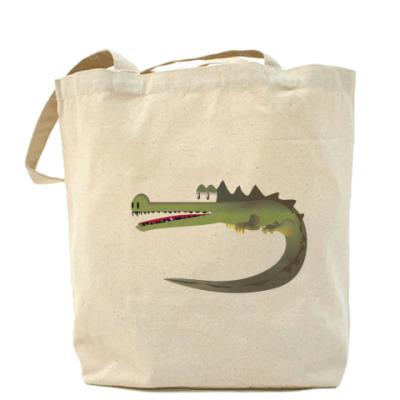 Сумка Крокодильчик :)