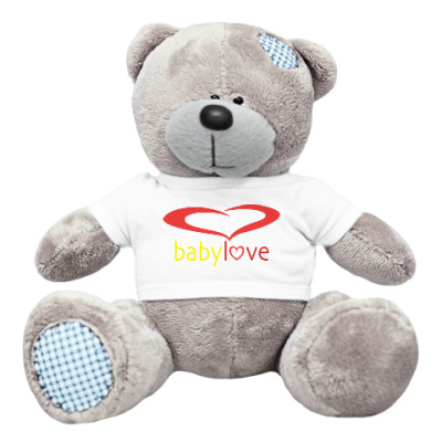 Плюшевый мишка Тедди Baby Love