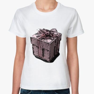 """Классическая футболка   """"НГ"""""""