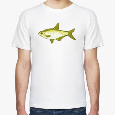 Футболка Рыба