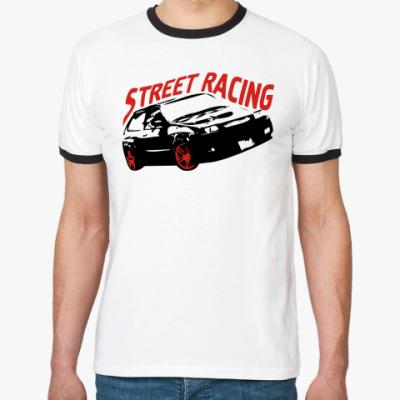 Футболка Ringer-T  Street VAZ