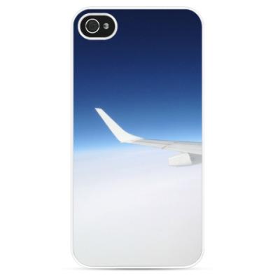 Чехол для iPhone Крыло самолета