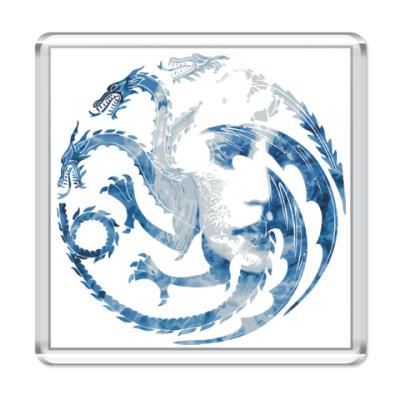 Магнит Khaleesi and Dragons