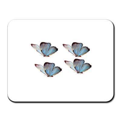 Коврик для мыши бабочки