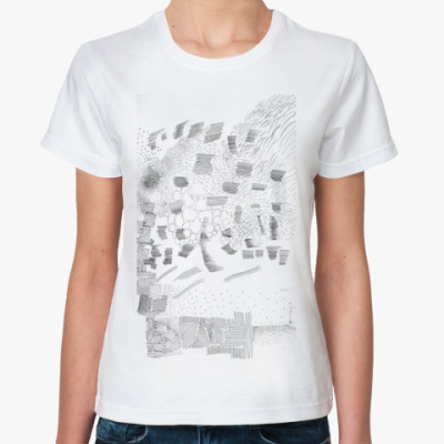 Классическая футболка Пси_1