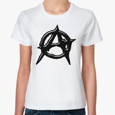 Классическая футболка Anarchy