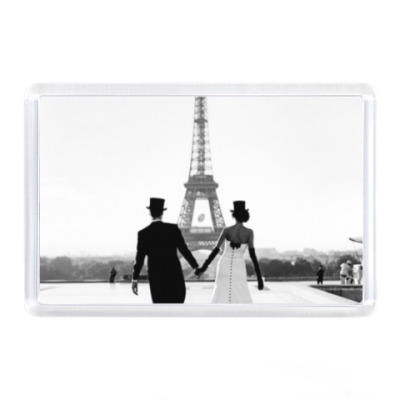 Магнит Париж, франция, башня