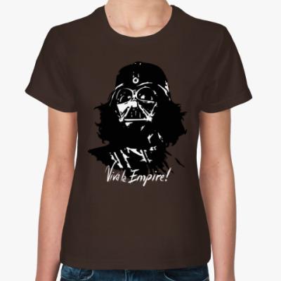 Женская футболка Viva la Empire!