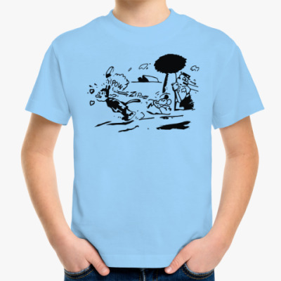 Детская футболка Pulp Fiction - Jules
