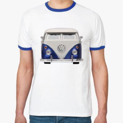 Футболка Ringer-T Volkswagen Bus