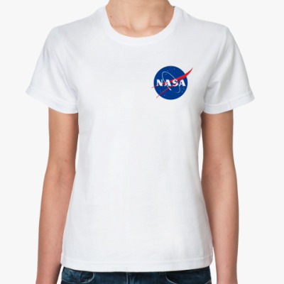 Классическая футболка NASA