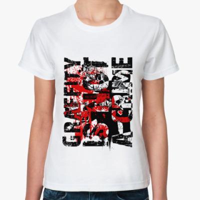 Классическая футболка Graffity
