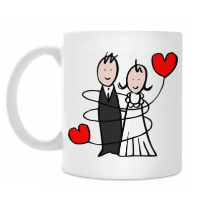 Кружка Wedding