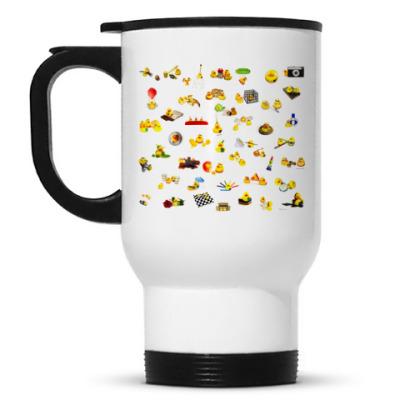 Уточка любит кофе — STARDUCKS
