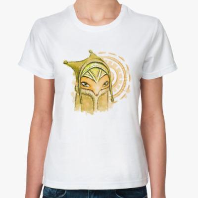 Классическая футболка Лисёнок