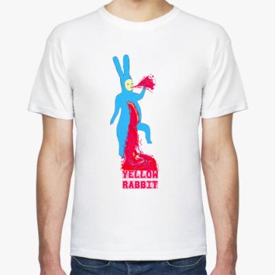 Футболка Желтый кролик