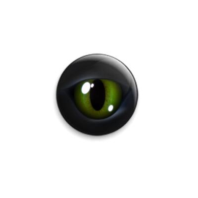 Значок 25мм  'Третий глаз'