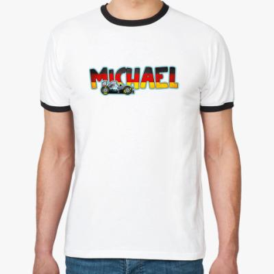 Футболка Ringer-T MICHAEL