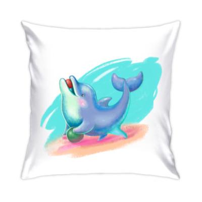 Дельфин - песик