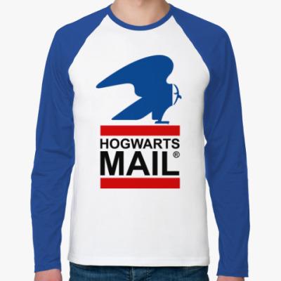 Футболка реглан с длинным рукавом Harry Potter - Почта Hogwarts