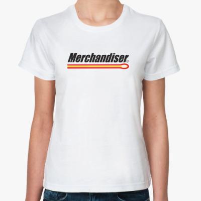 Классическая футболка Merchandiser