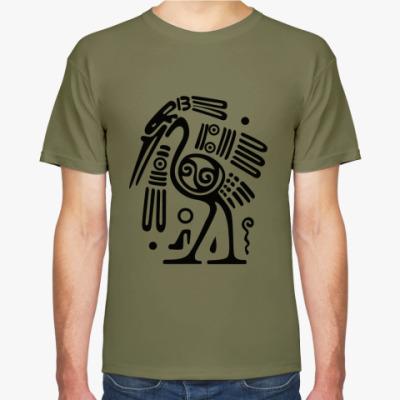 Футболка Графика майя