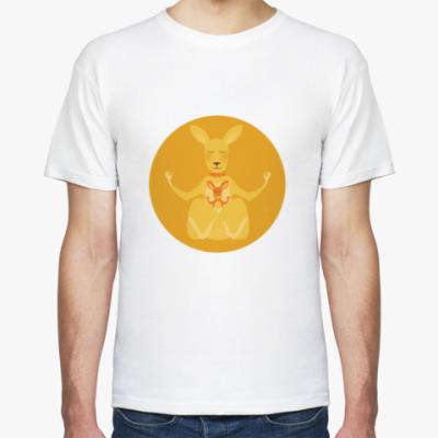 Футболка Animal Zen: K is for Kangaroo