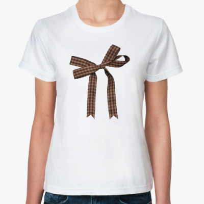 Классическая футболка Be My Gift...