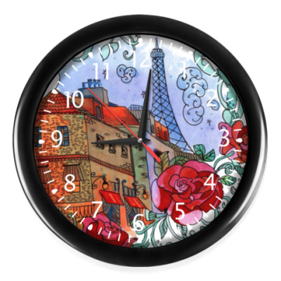 Часы О, Париж!